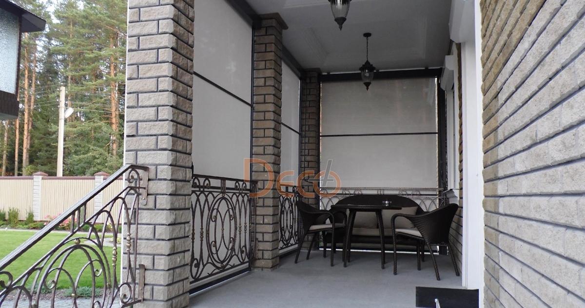 Оригинальные и практичные маркизы локтевые для террас, балконов, навесов